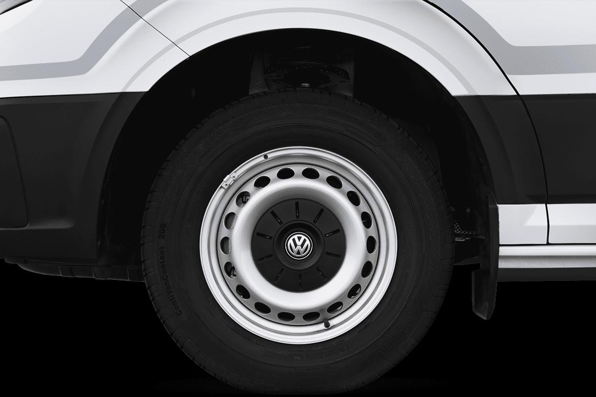 VW e-Crafter wheelcap