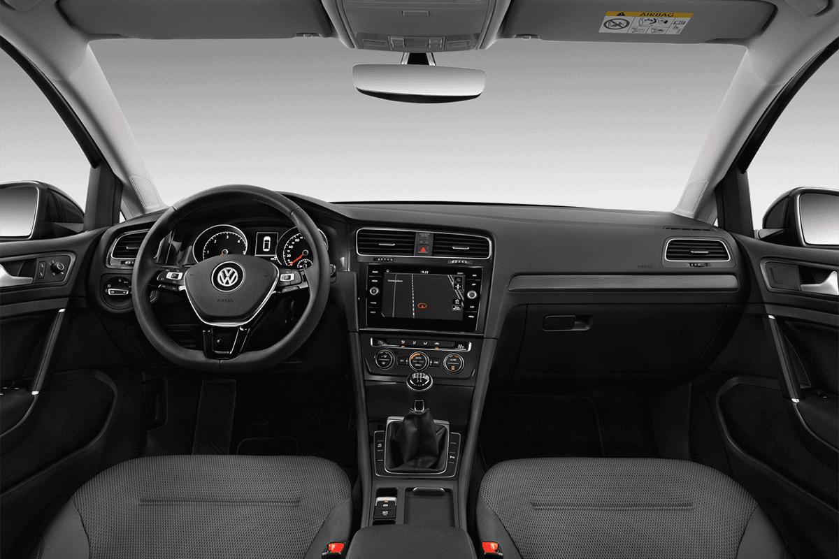 VW  dashboard