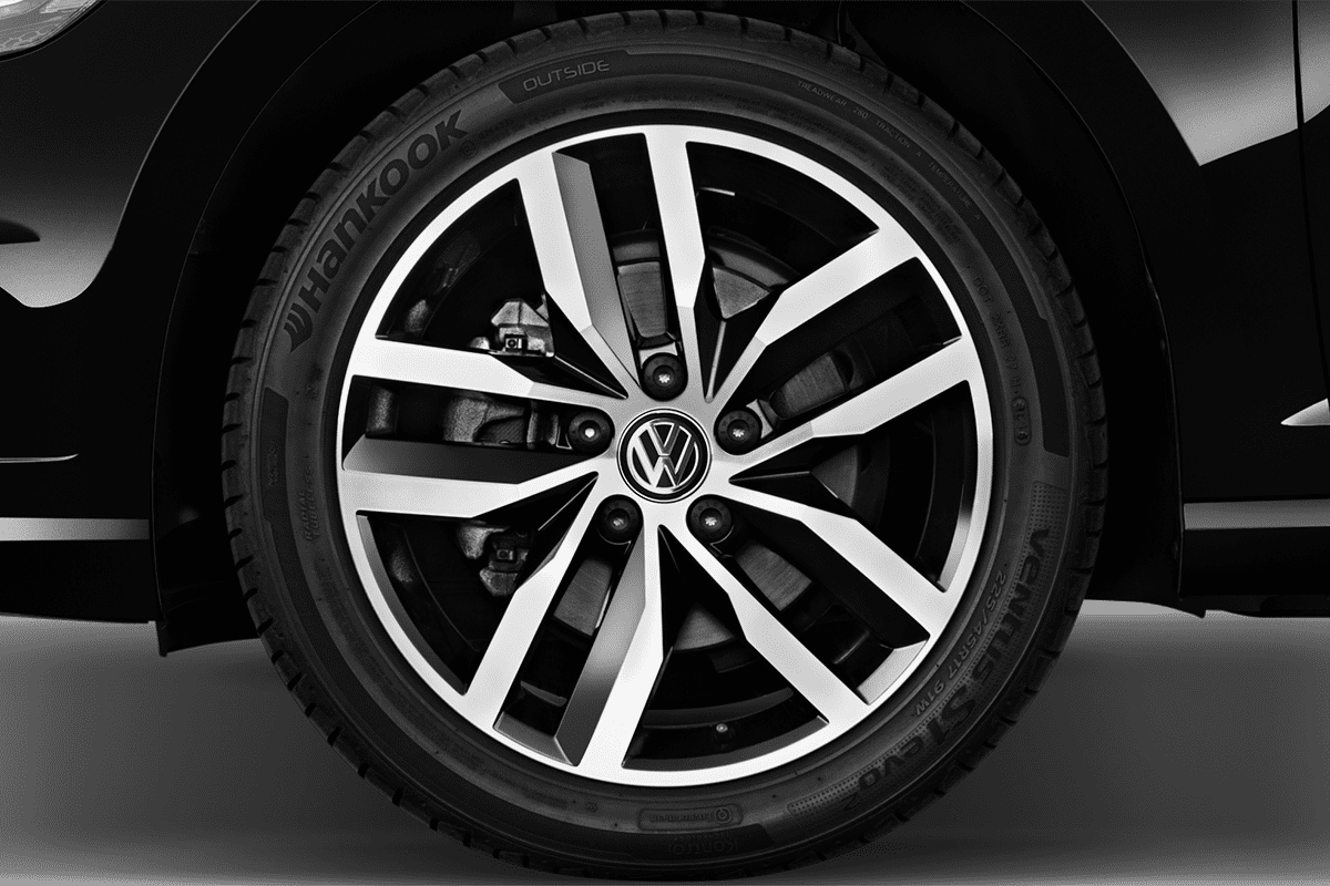 VW  wheelcap