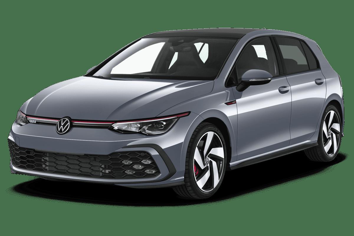 VW Golf 8 GTI angularfront