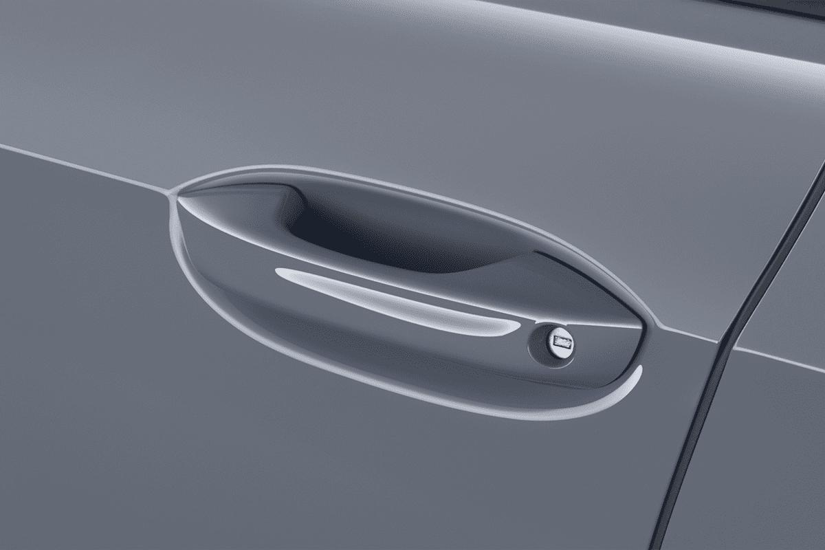 VW Golf 8 GTI doorhandle