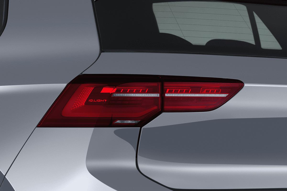 VW Golf 8 GTI taillight