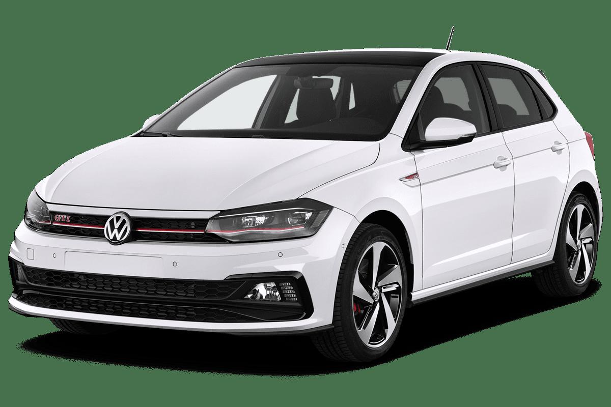VW Polo GTI angularfront