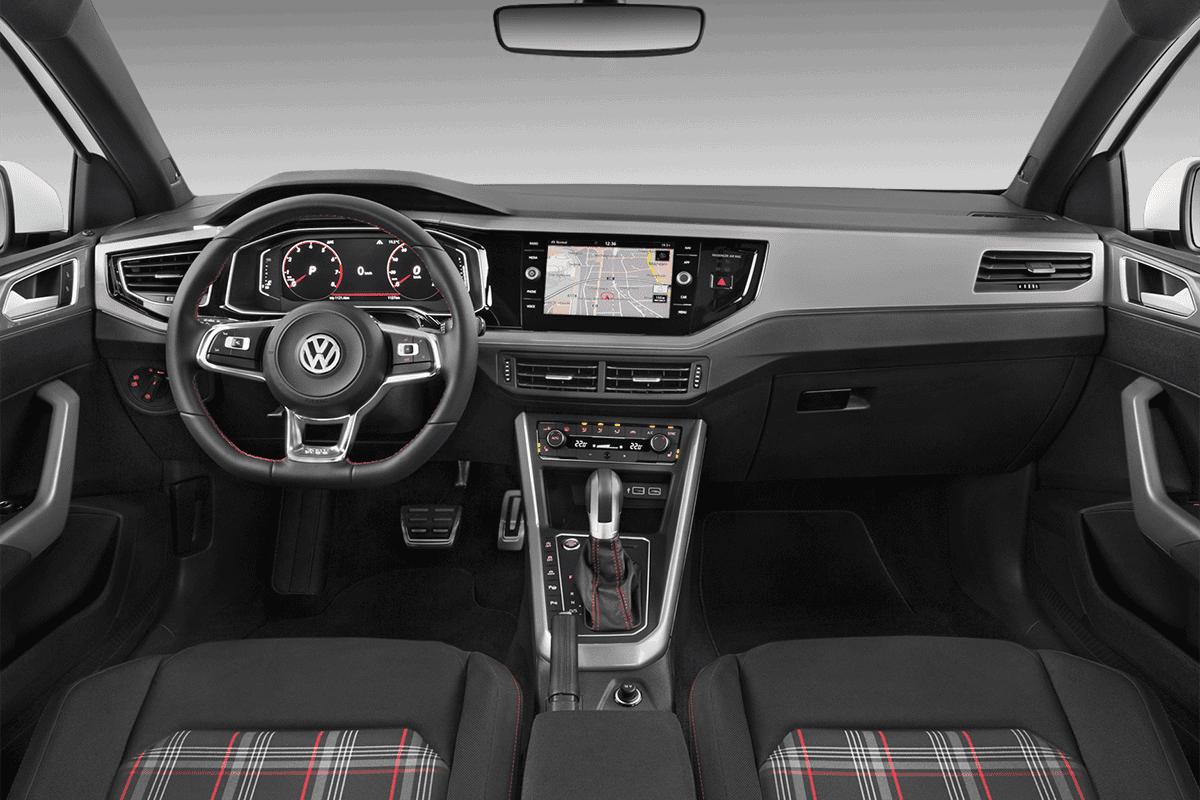 VW Polo GTI dashboard