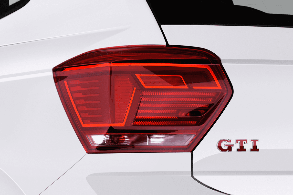VW Polo GTI taillight