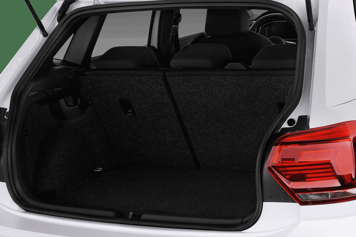 VW Polo GTI trunk
