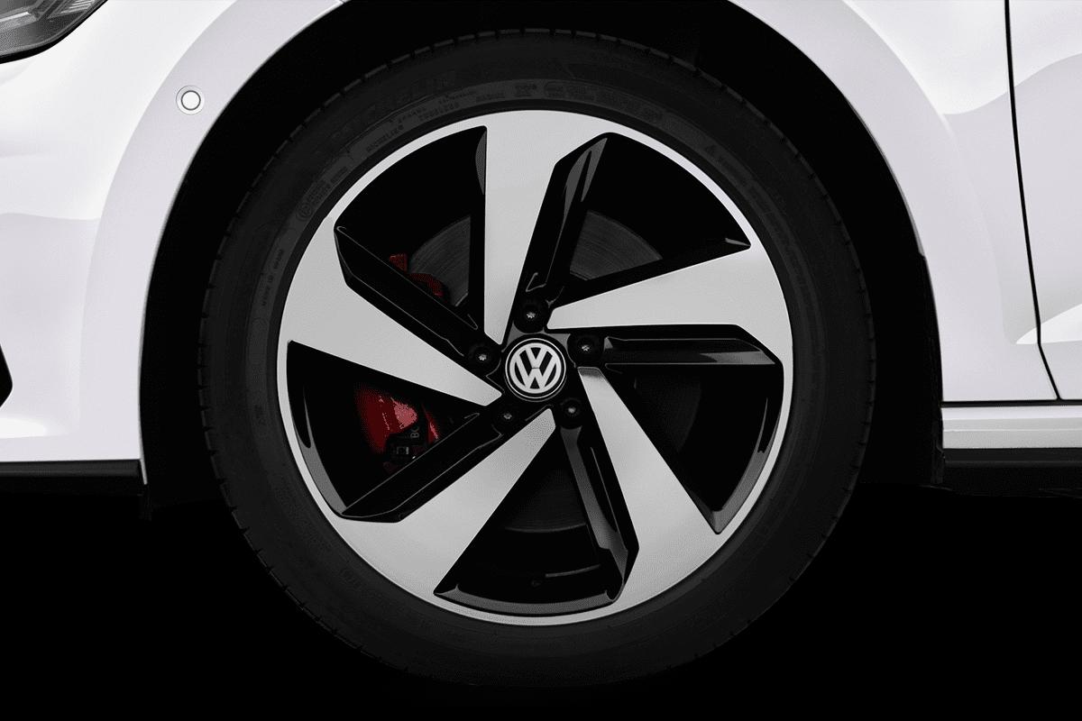 VW Polo GTI wheelcap