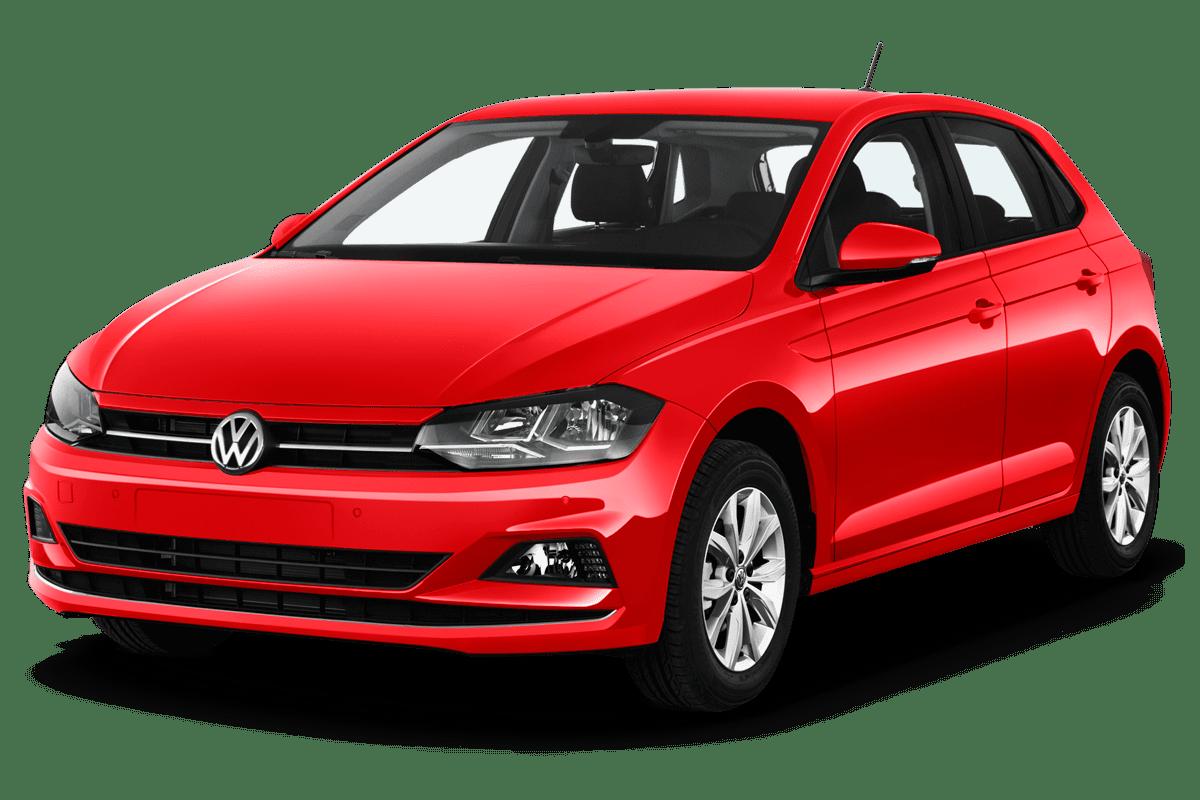 VW Polo IQ.DRIVE angularfront