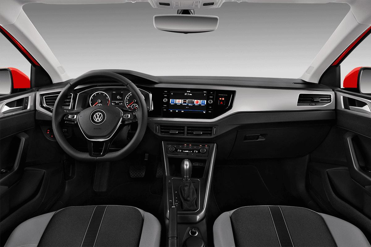 VW Polo IQ.DRIVE dashboard