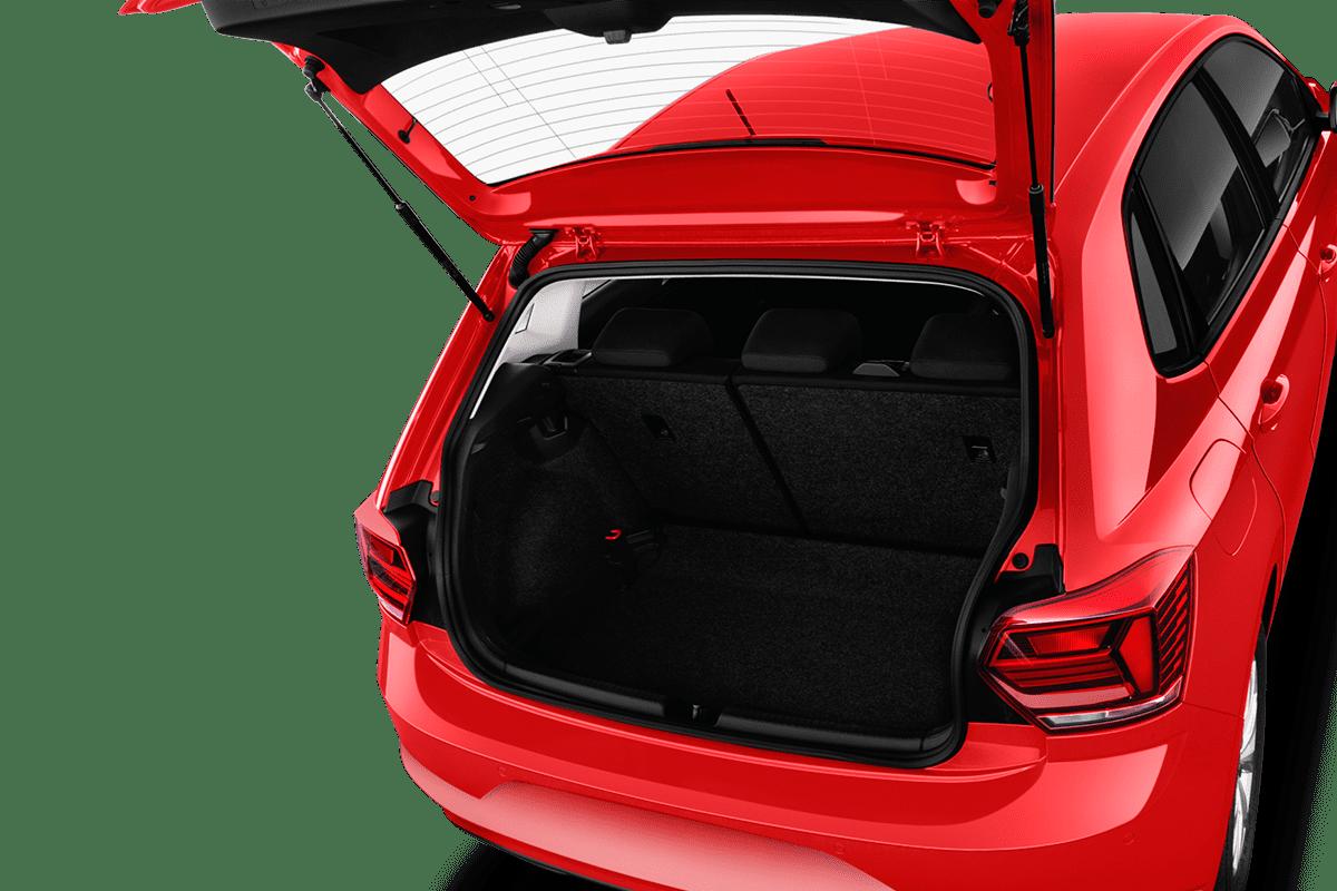 VW Polo IQ.DRIVE trunk