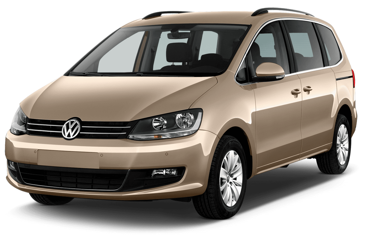 VW Sharan IQ.DRIVE angularfront