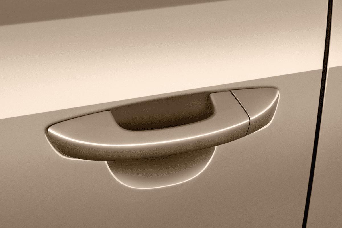 VW Sharan IQ.DRIVE doorhandle