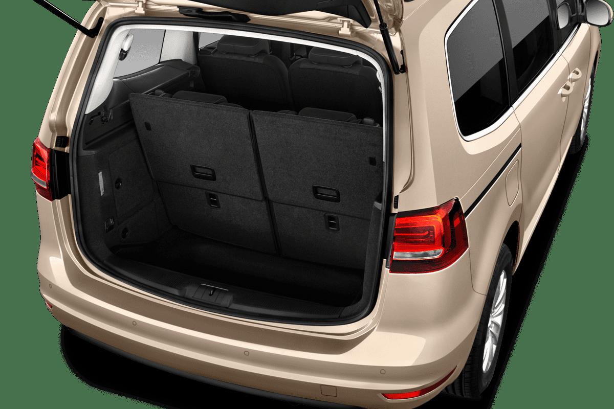 VW Sharan IQ.DRIVE trunk