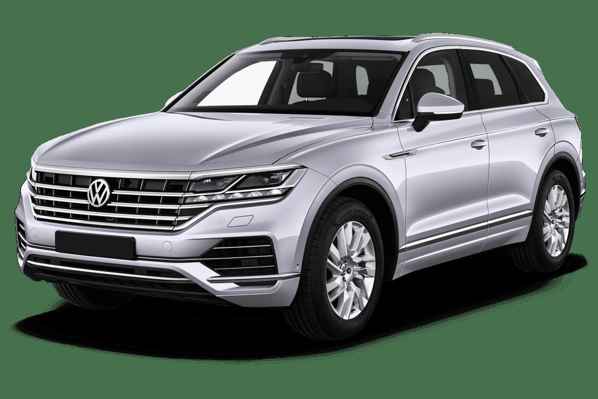 VW Touareg Plug-In-Hybrid angularfront