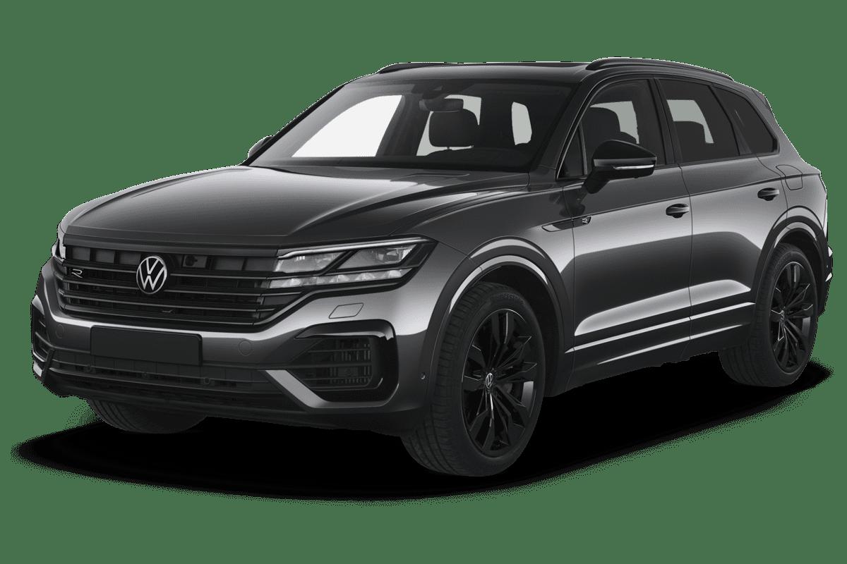 VW Touareg R angularfront