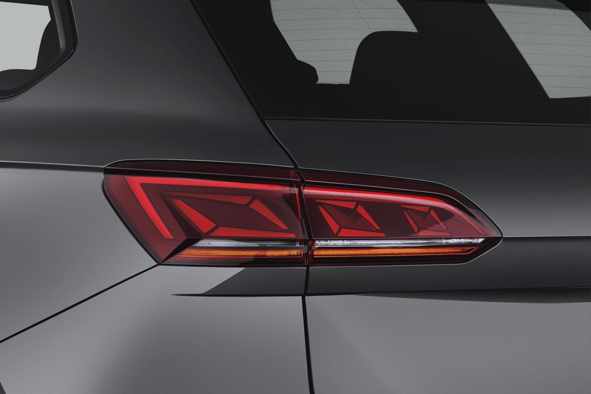 VW Touareg R taillight
