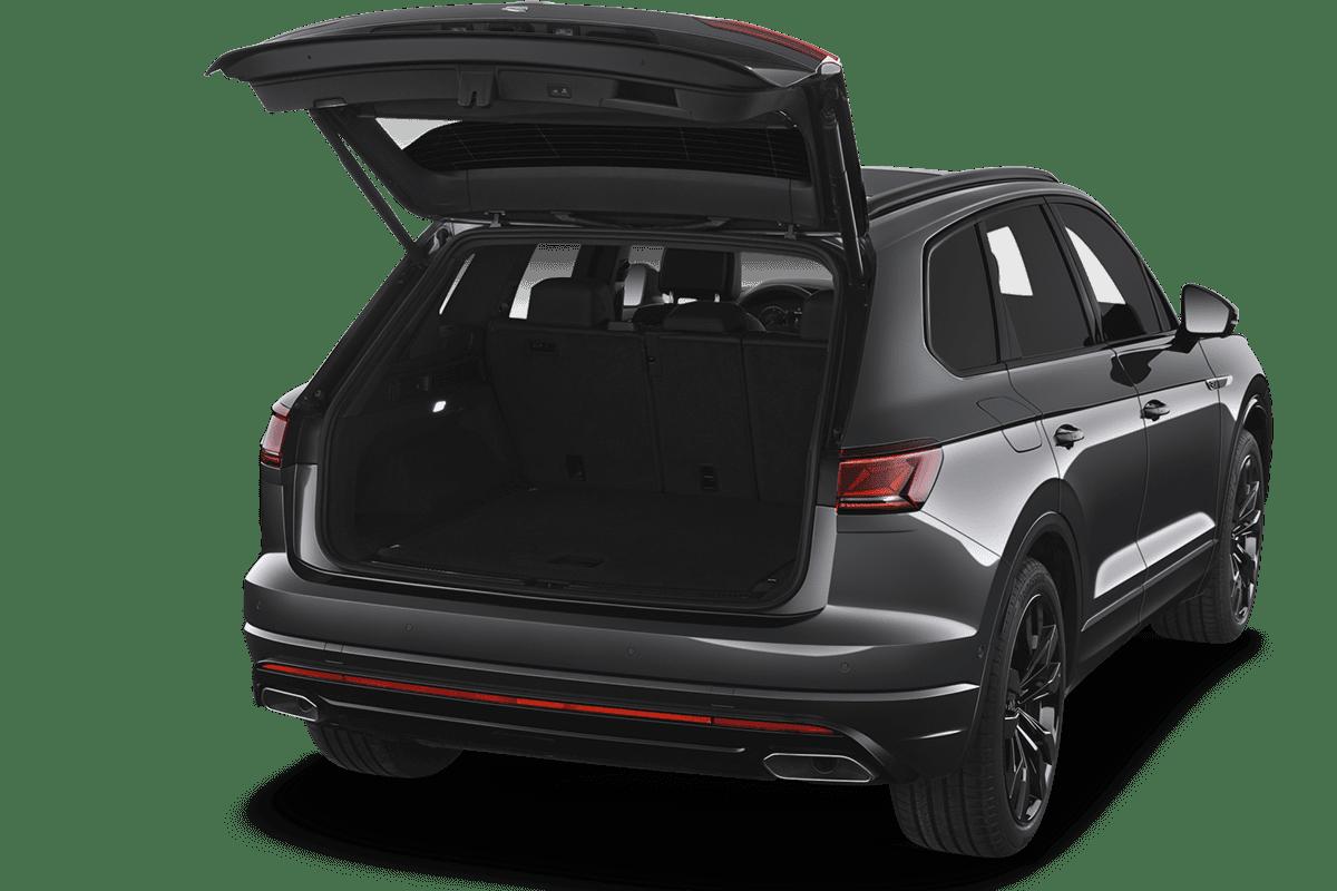 VW Touareg R trunk
