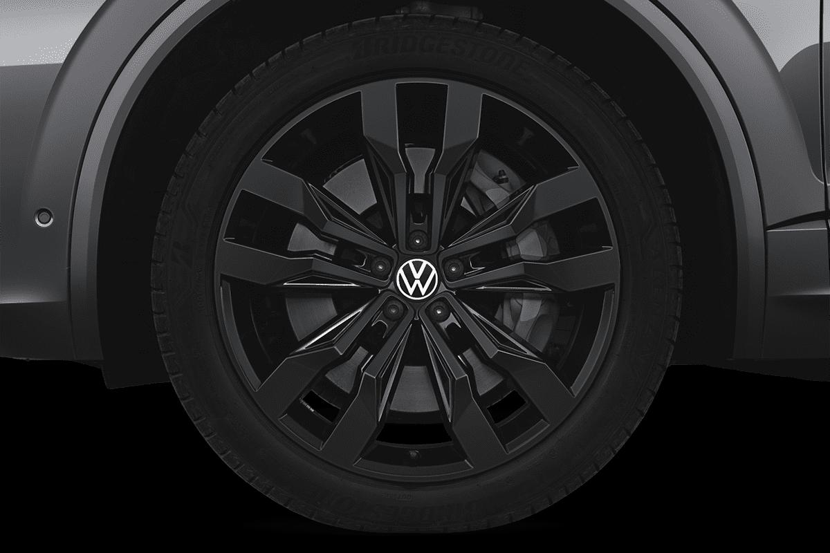 VW Touareg R wheelcap
