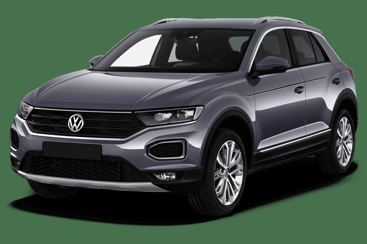 VW T-Roc ACTIVE angularfront