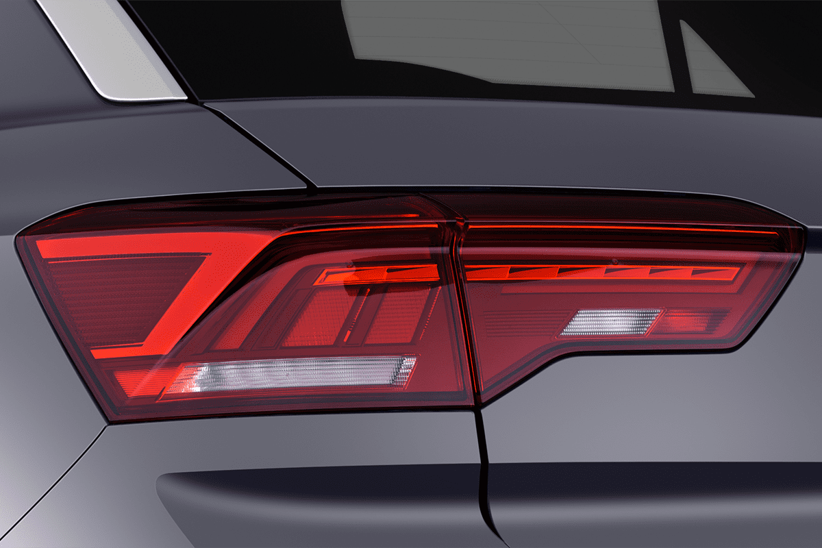 VW T-Roc ACTIVE taillight