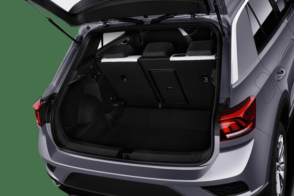 VW T-Roc ACTIVE trunk