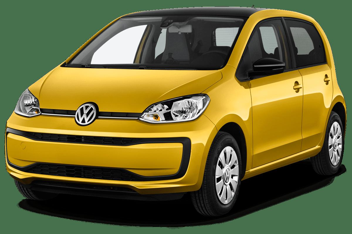 VW up! ACTIVE angularfront
