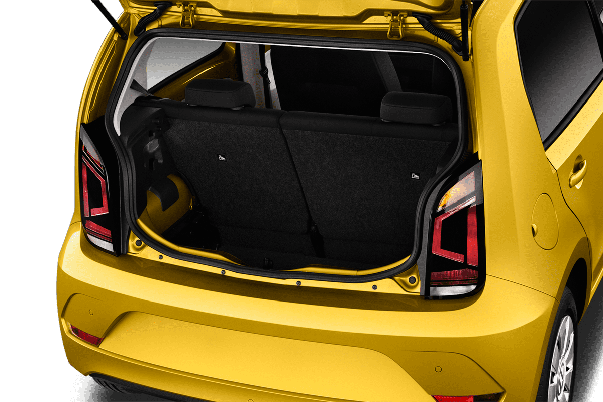 VW up! ACTIVE trunk