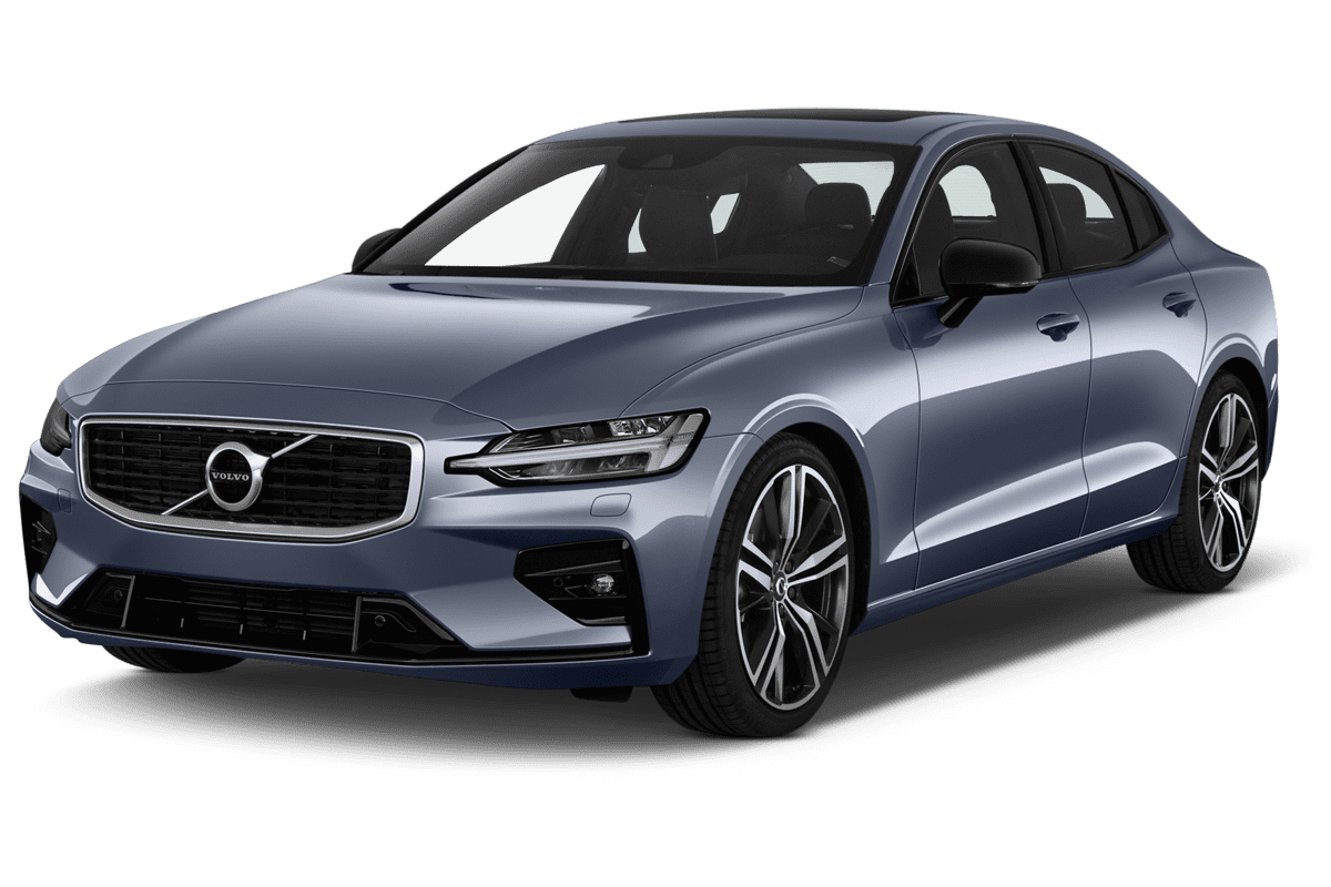 Volvo S60  angularfront