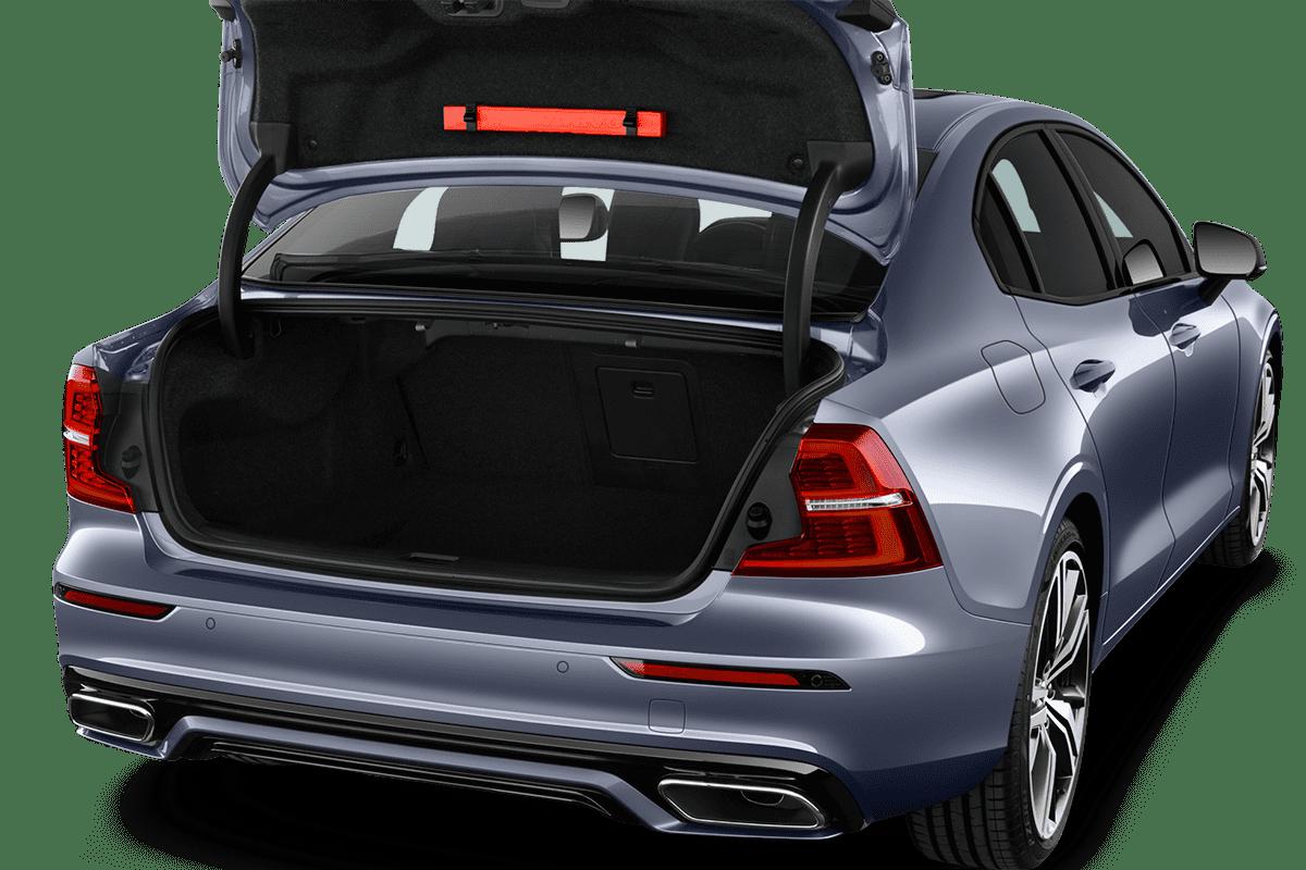 Volvo S60  trunk