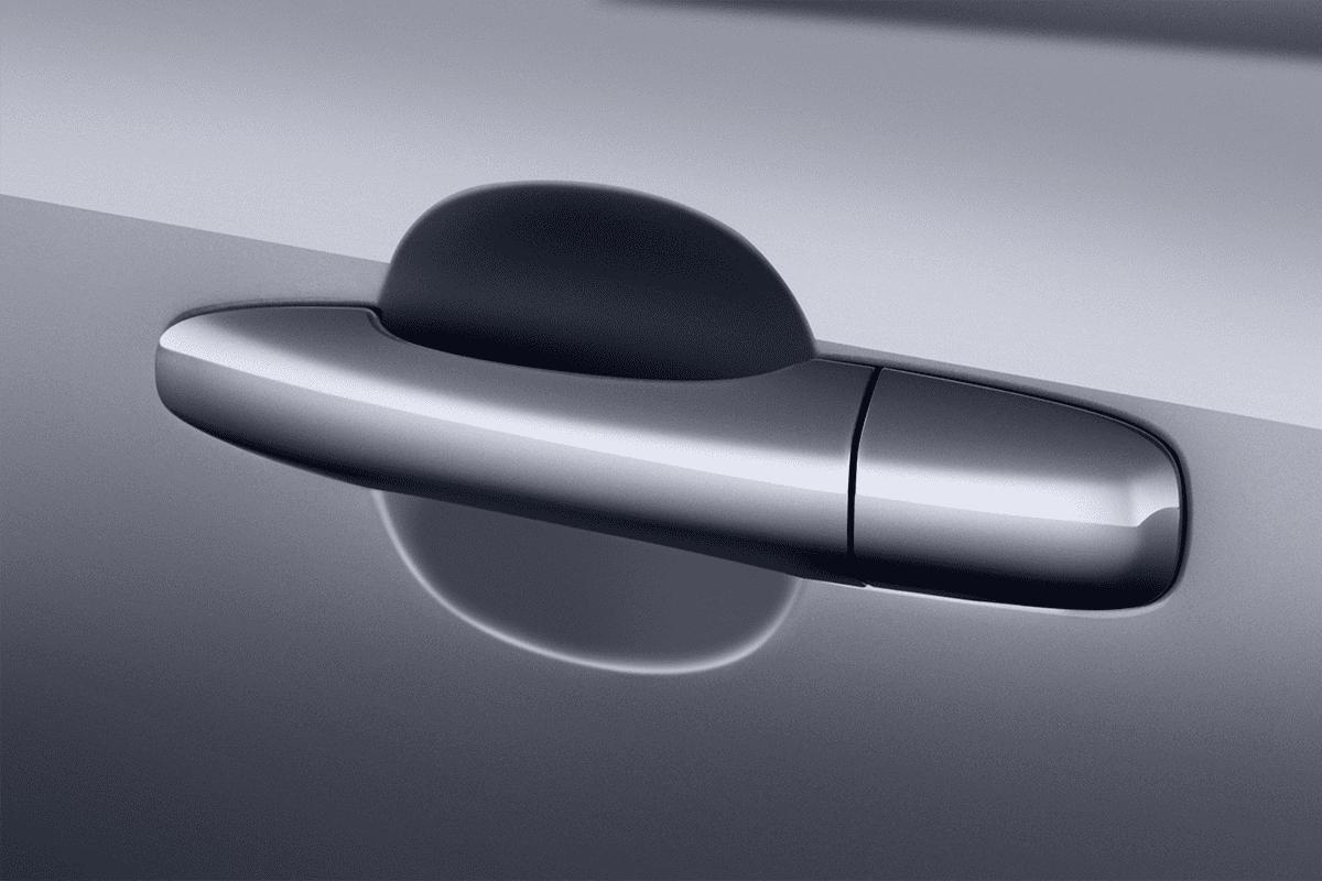 Volvo V40 doorhandle