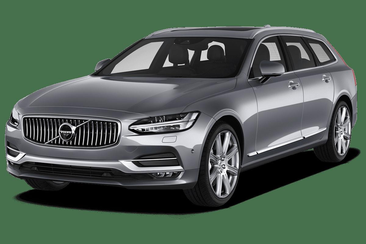 Volvo V90 Plug-in-Hybrid angularfront