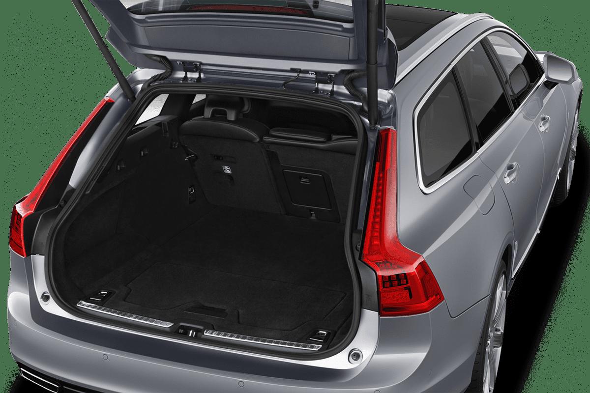 Volvo V90 Plug-in-Hybrid trunk
