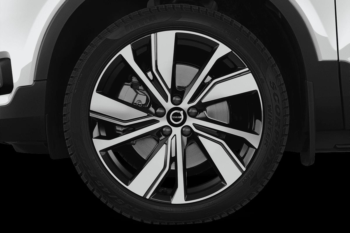 Volvo XC 40 Elektro wheelcap