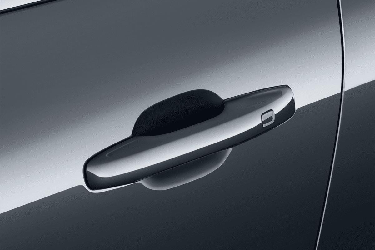 Volvo XC60 doorhandle