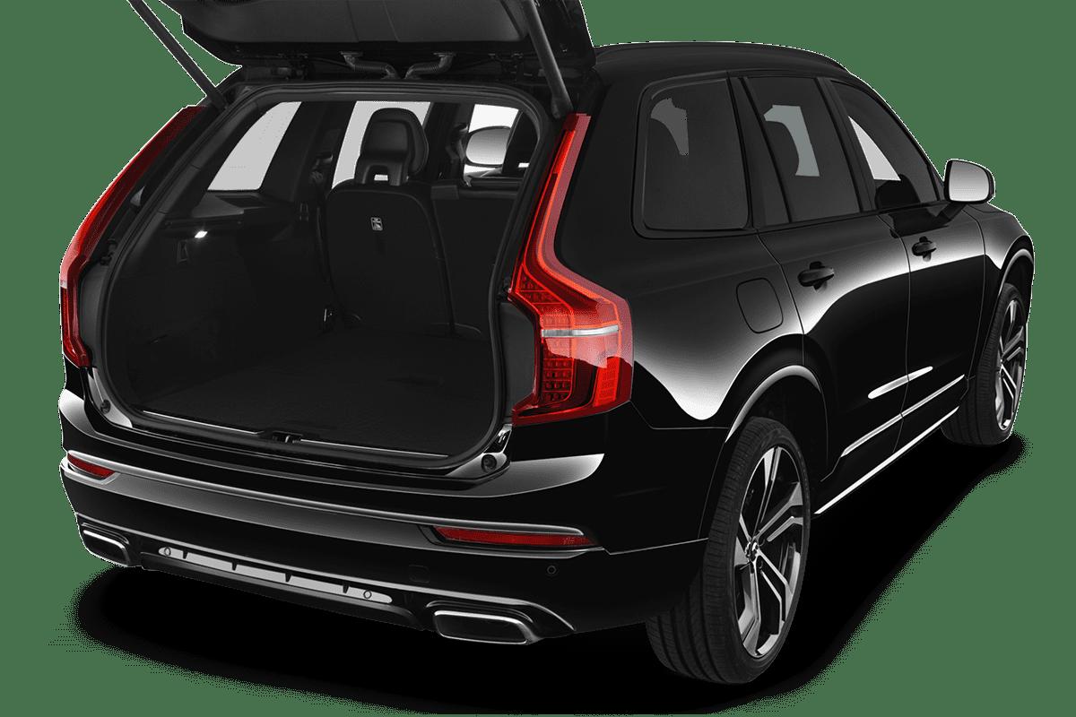 Volvo XC90 trunk