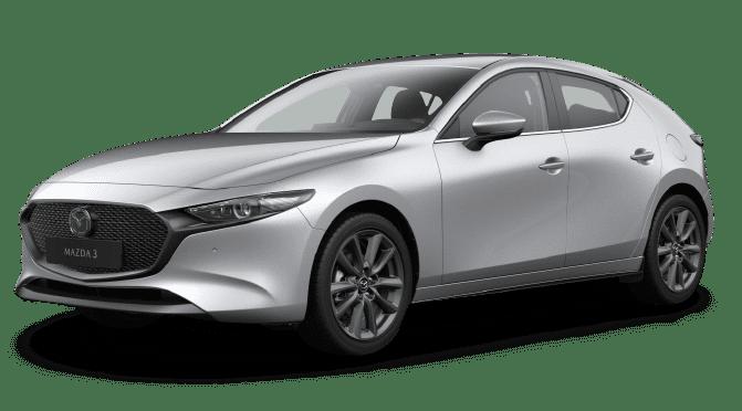 Mazda 3 Skyactive 2.0 M Hybrid Selection, 122 PS, Automatik, Benziner