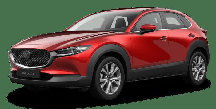 Mazda Mazda CX-30 SKYACTIV-G 2.0 M Hybrid Selection, 150 PS, Manuell, Benziner