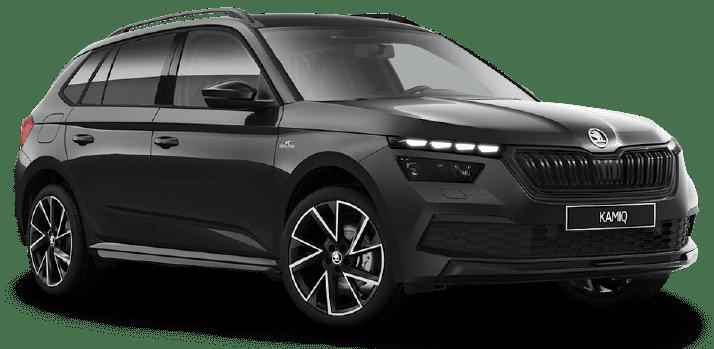 Skoda Kamiq Monte Carlo 1.5 TSI DSG, 150 PS, Automatik, Benziner