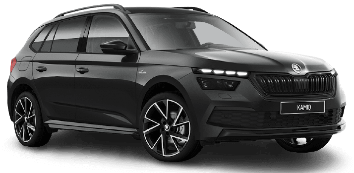 Skoda Skoda Kamiq Monte Carlo 1.5 TSI DSG, 150 PS, Automatik, Benziner
