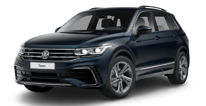 VW VW Tiguan R-Line 1.5 TSI DSG, Automatik, 150PS, Benziner