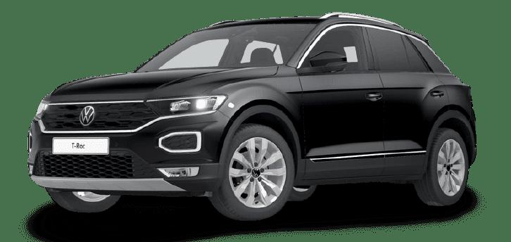 VW VW T-Roc Sport 1.5 TSI DSG, 150 PS, Automatik, Benziner