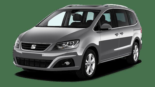 Seat Alhambra FR Line 1.4 TSI DSG, 150 PS, Benziner, Automatik