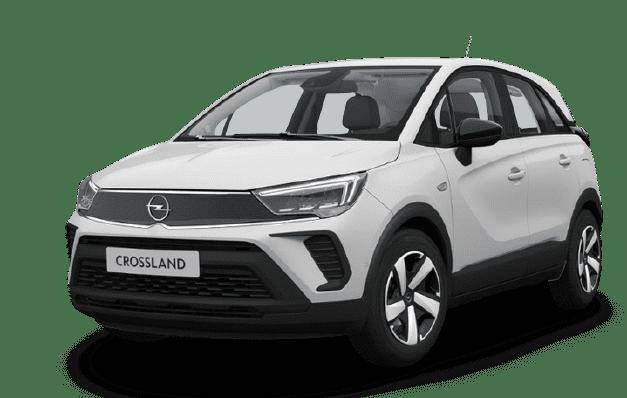 Opel Opel Crossland Edition, 1.2 T 110 PS, Manuell, Benziner