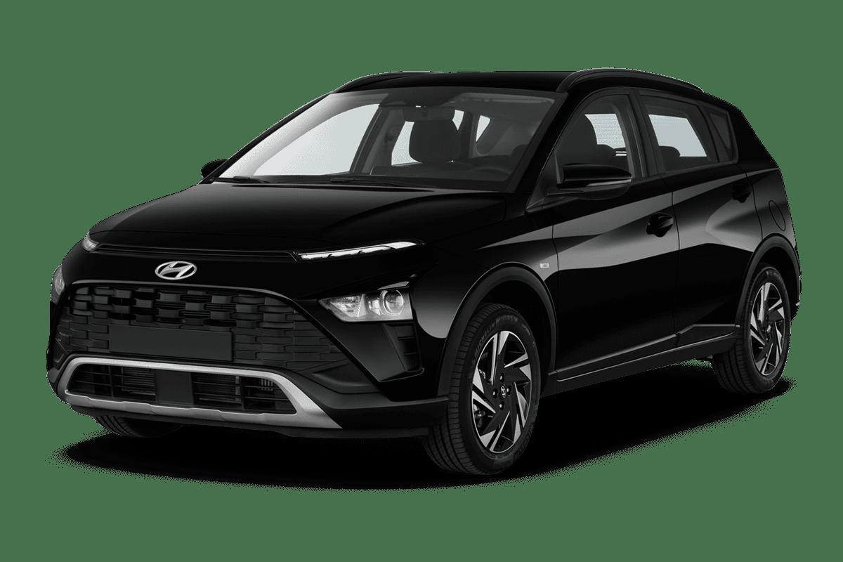 Hyundai Hyundai Bayon 1.0 T-GDI 48V-Hybrid Trend, 100 PS, DCT, Benziner Hybrid