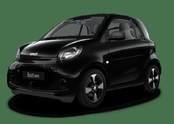 Smart Fortwo Coupé EQ Batterie, 81 PS, Automatik, Elektro