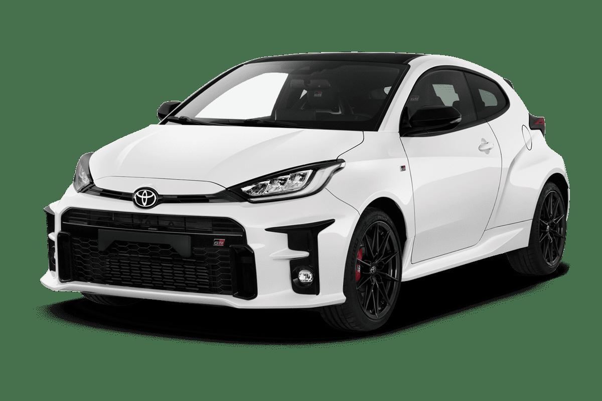 Toyota Yaris GR 1.6l Turbo, 261 PS, Benziner
