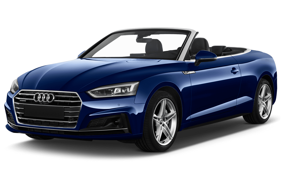 Audi A5 Cabriolet All-in-One-Paket