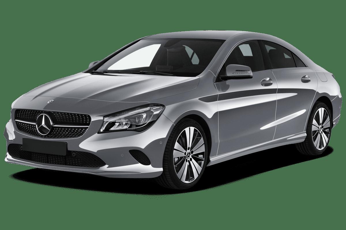 Mercedes CLA Plug-in-Hybrid