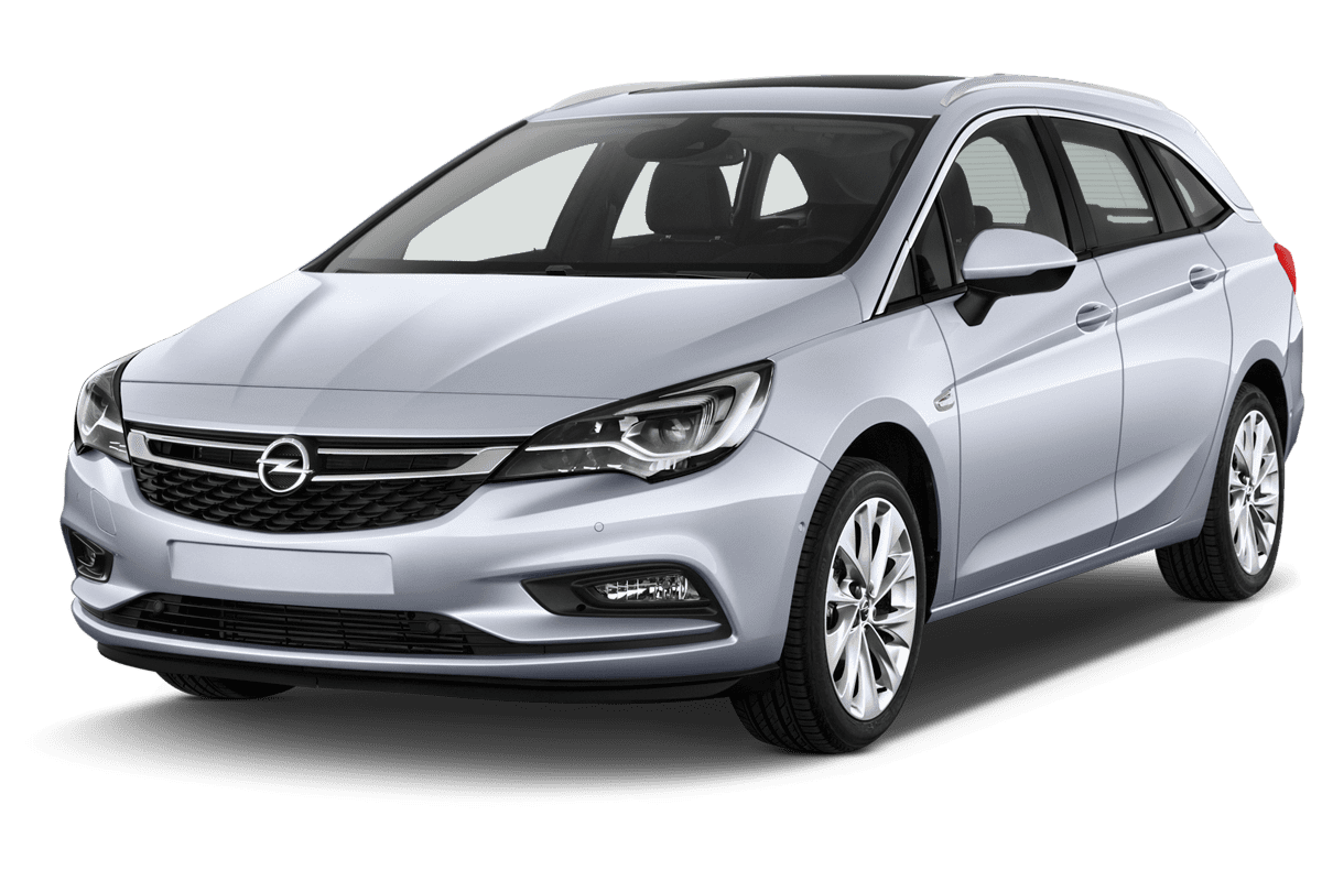 Opel Astra Sports Tourer CNG