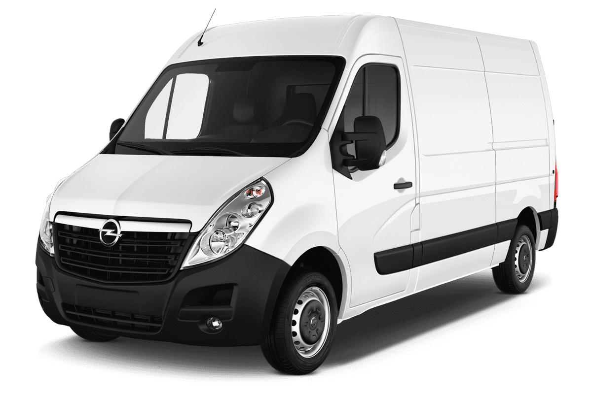 Opel Movano Kastenwagen